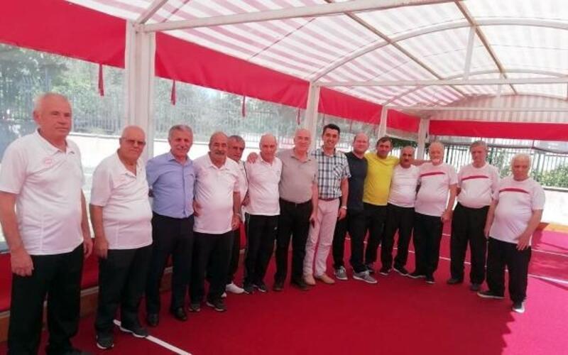 Kırklareli Bocce takımı Türkiye finallerine kaldı