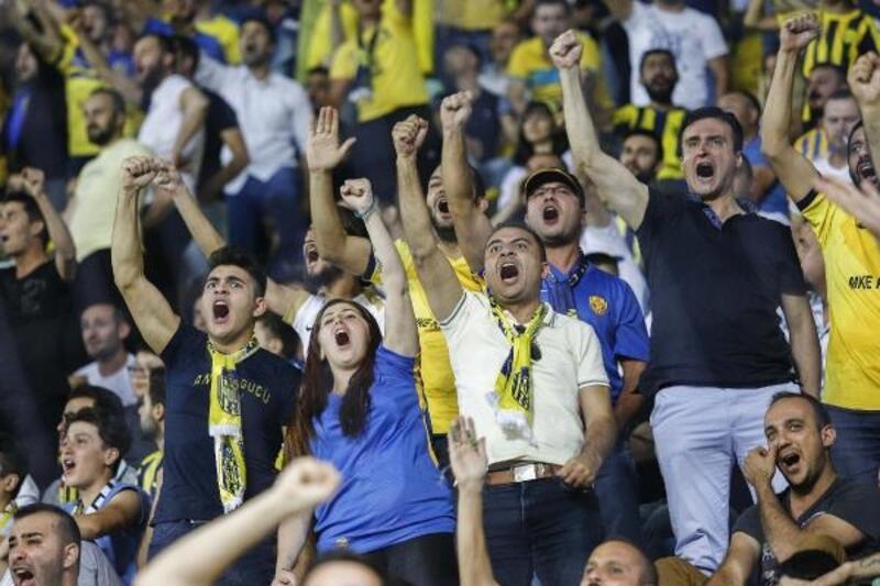 TSYD Ankara Kupası Gençlerbirliği'nin