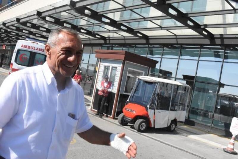 Eskişehir'de acemi kasaplar hastaneye akın etti