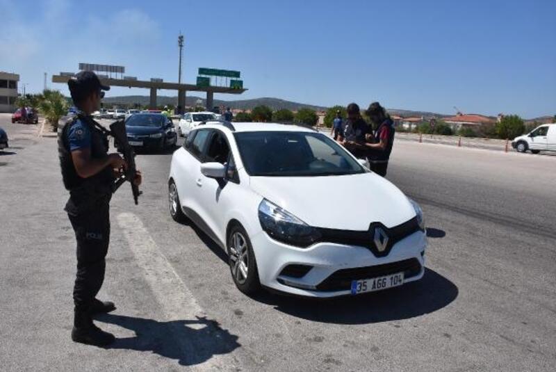 İzmir'de denetimlerde en çok aşırı hızdan ceza kesildi