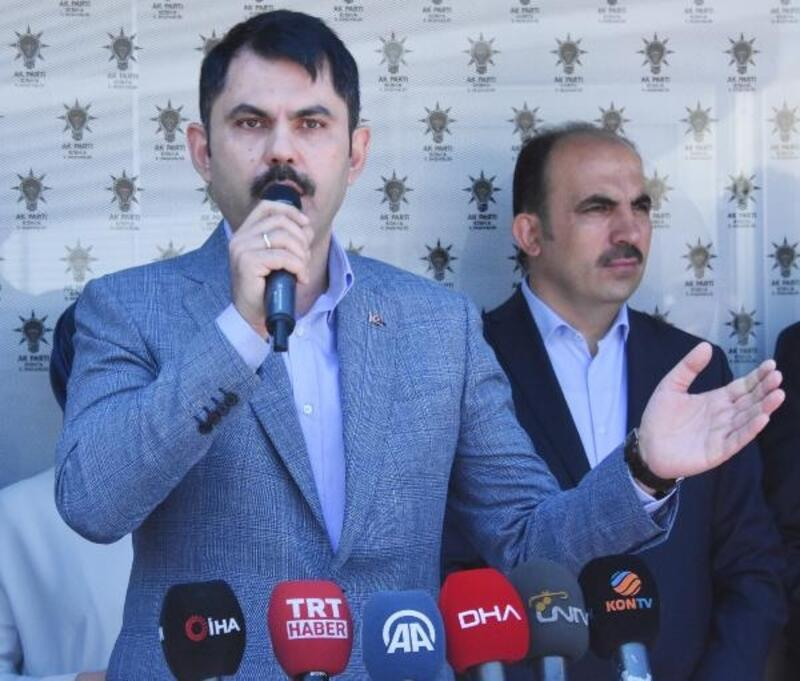 Bakan Kurum: Konya ile liderimiz arasında kimse giremeyecektir