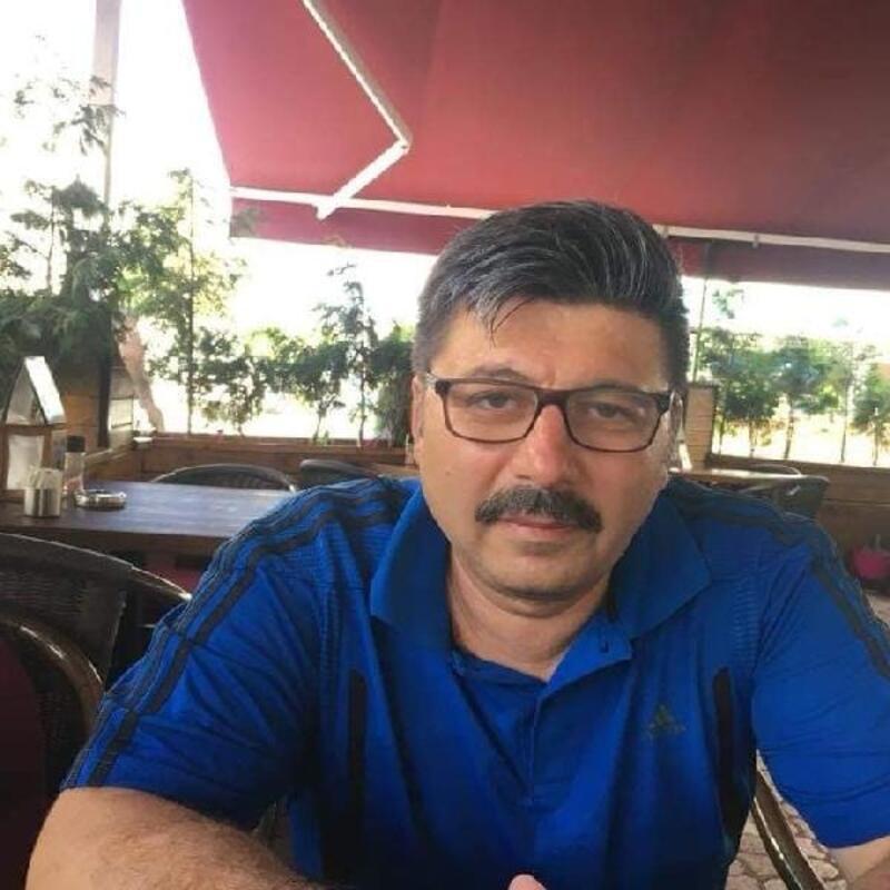 Samsun'da, bayramlaşma töreninde kalp krizi geçiren gazeteci, kurtarılamadı