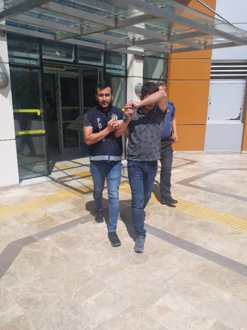 Bursa'da, uyuşturucu operasyonunda 1 tutuklama