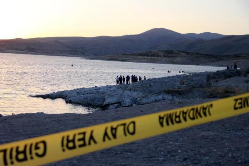 Kayseri'de baraja giren Suriyeli genç boğuldu