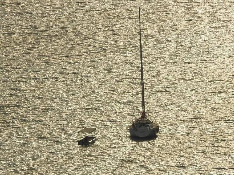 Bodrum Limanı tenhalaştı