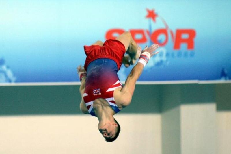 Mersin'de Artistik Cimnastik Dünya Kupası heyecanı