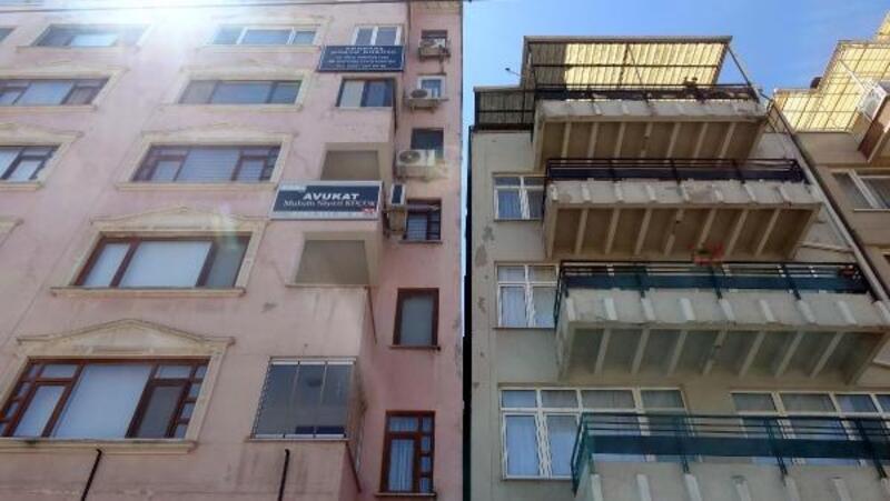 Kocaeli'de, depremin ağır hasar verdiği binalar korkutuyor