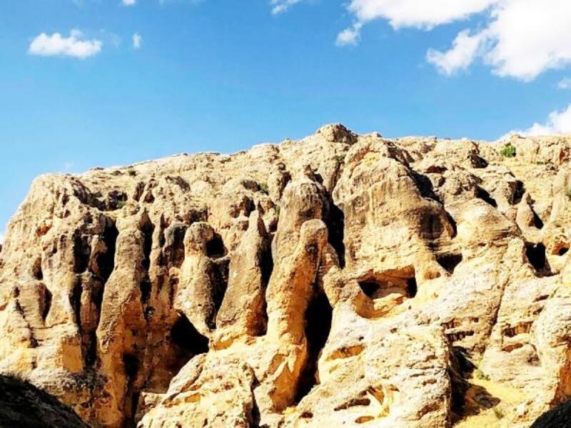 Karaleylek Kanyonu turizme kazandırılıyor