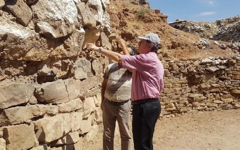 Porsuk-Zeyve Höyük kazısı 2 bin yıllık tarihe tanıklık ediyor