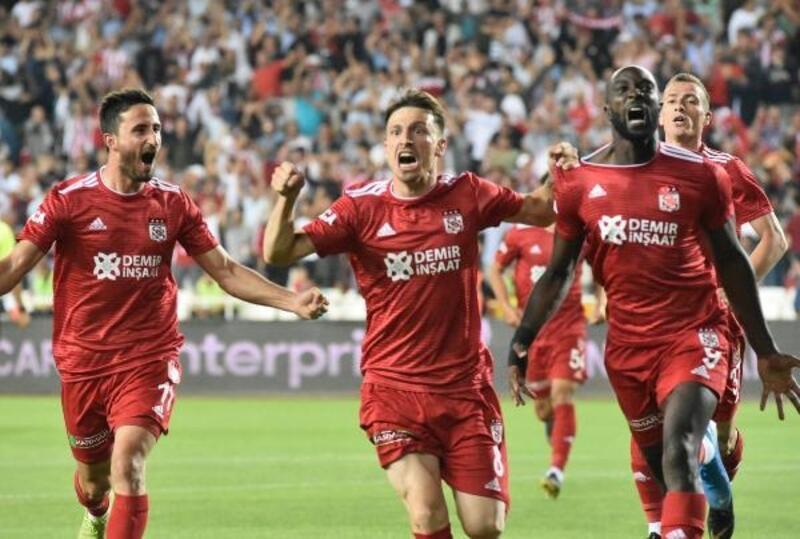 Demir Grup Sivasspor - Beşiktaş: 3-0