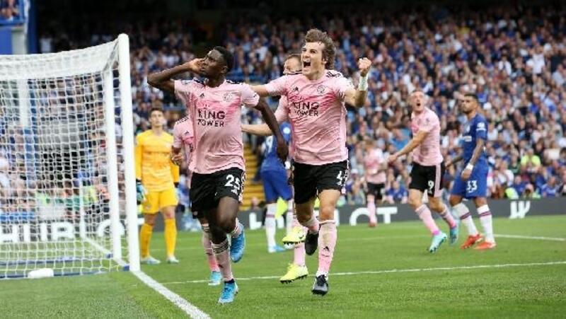 Çağlarlı Leicester City, Chelsea ile yenişemedi
