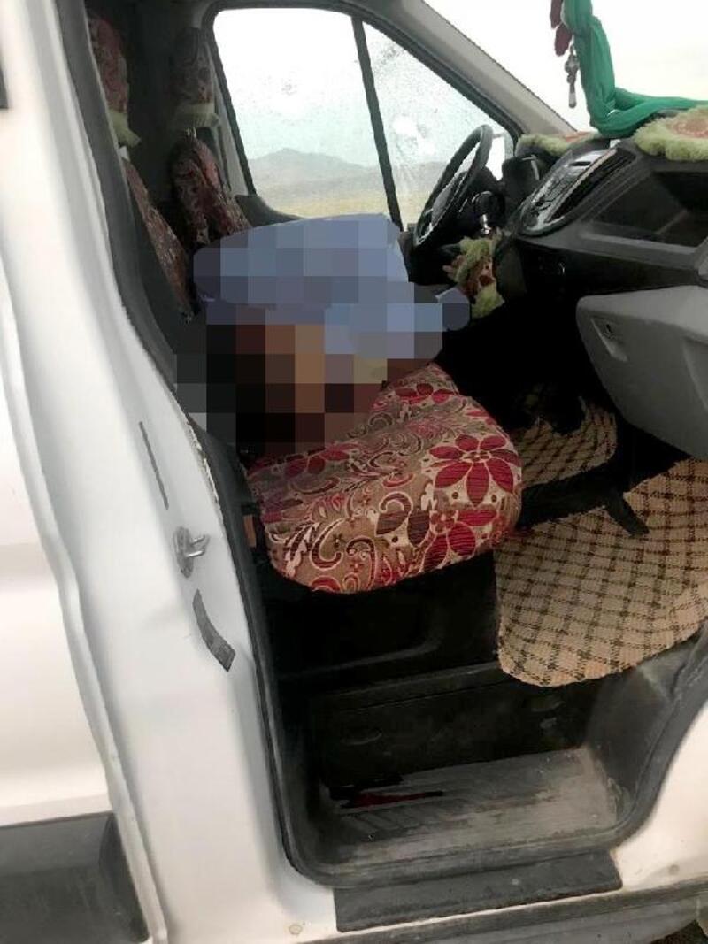 Köy korucusu, aracında öldürülmüş bulundu