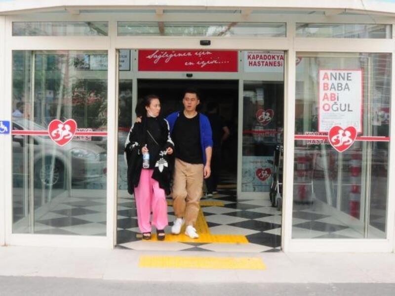 Kapadokya'da otelde zehirlenen 94 turist, hastanelik oldu