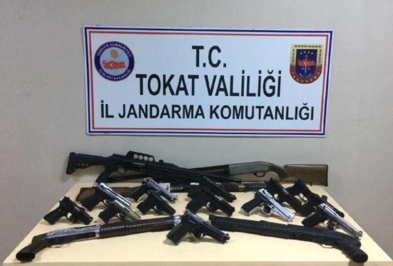 Tokat'ta jandarma düğünlerde silah atanlara göz açtırmıyor