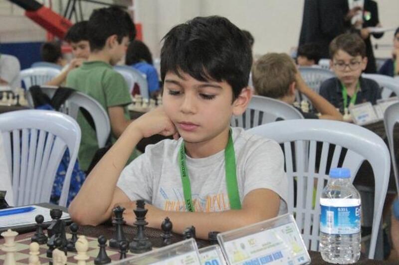 Sivas'ta, Uluslararası Açık Satranç Turnuvası başladı
