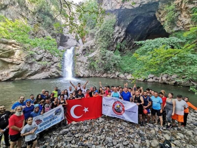Amanoslar'daki saklı cennet İncebel Kanyonu'na gezi