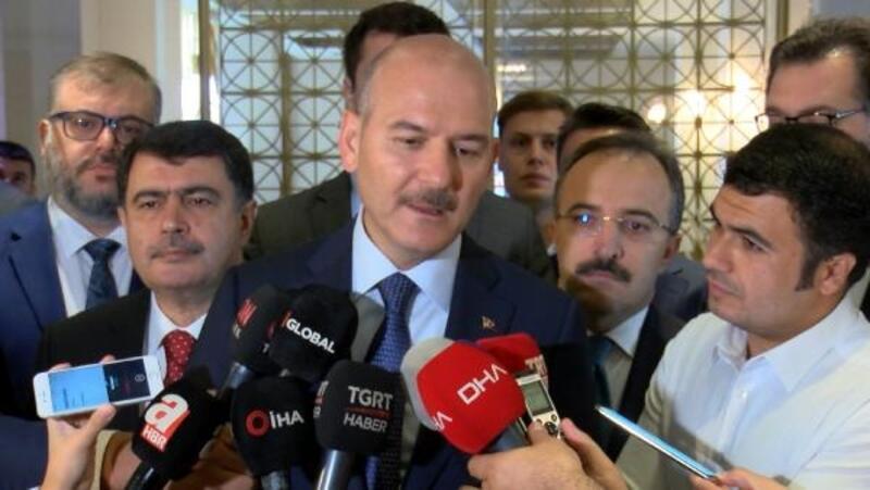 Bakan Soylu: Devletin sessiz kalmasını beklemek son derece yanlıştır
