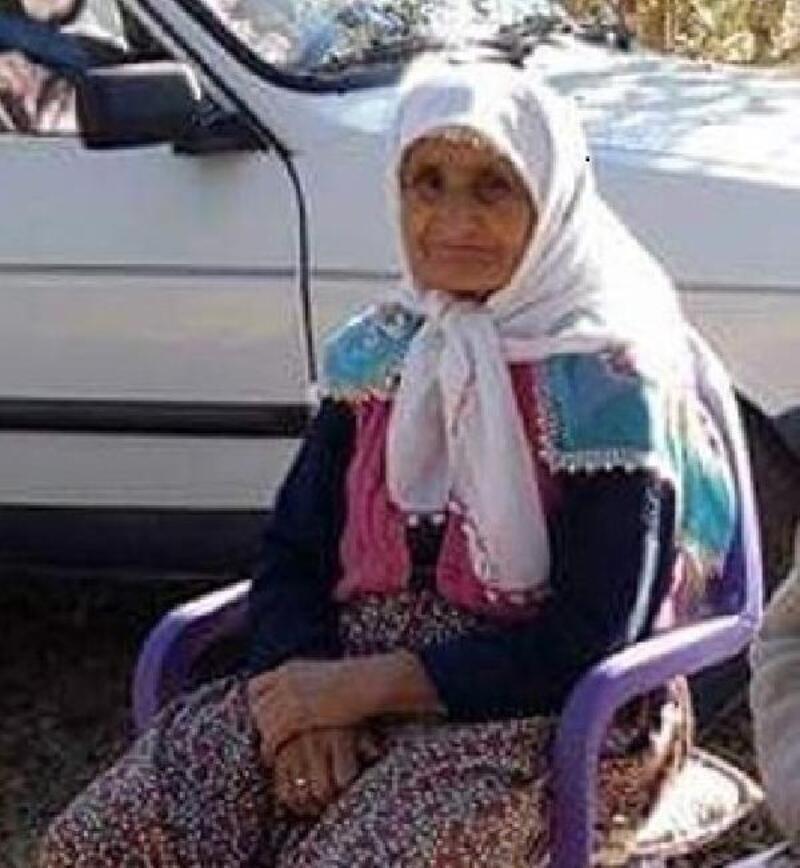İncir ağacından düşen yaşlı kadın öldü