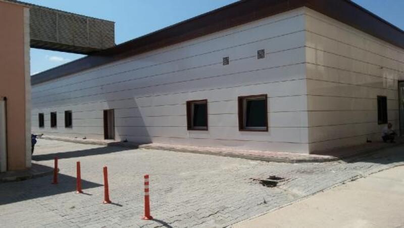 Bandırma Devlet Hastanesi ek hizmet binası tam kapasiteyle hizmet veriyor