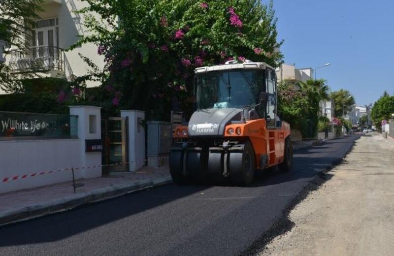 Çağlayan'da cadde ve sokaklar yenileniyor
