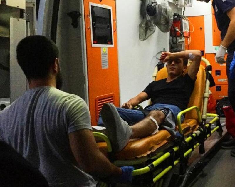 Mahallede 'uyuşturucu' kavgası: 2 yaralı