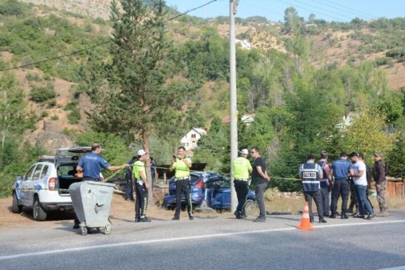 Göreve giderken kaza yapan özel harekat polisi şehit oldu