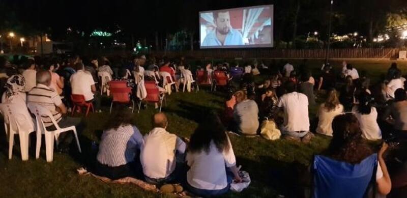 Babaeski'de yazlık sinema günleri