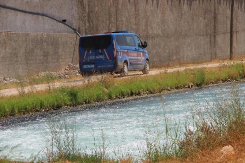 Sulama kanalında kaybolan Suriyeli gencin cansız bedeni bulundu