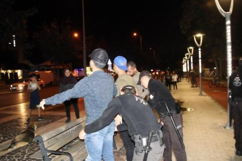 Gece Kartalları'ndan parklara şok uygulamalar