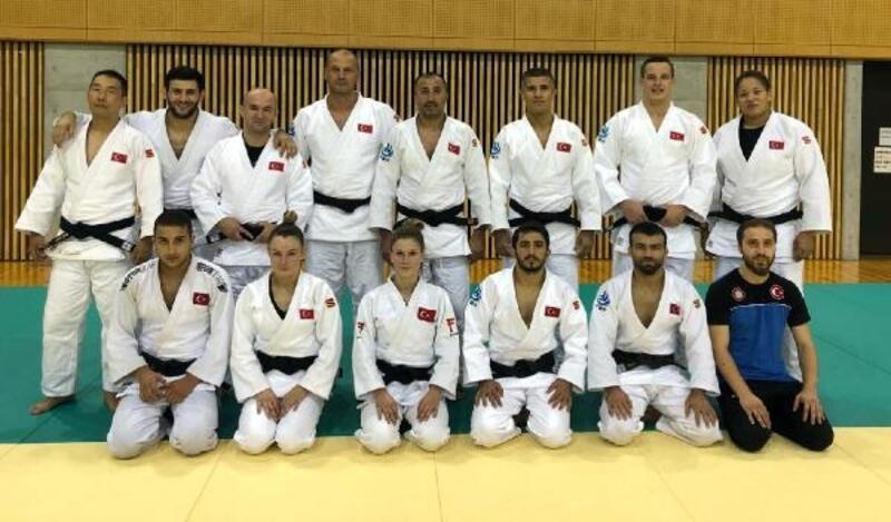 Büyükler Dünya Judo Şampiyonası'nda geri sayım başladı