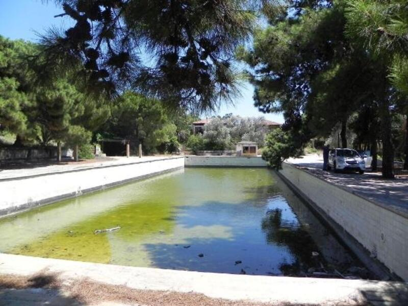 Foça Belediyesi, Foça Tatil Köyüne talip oldu