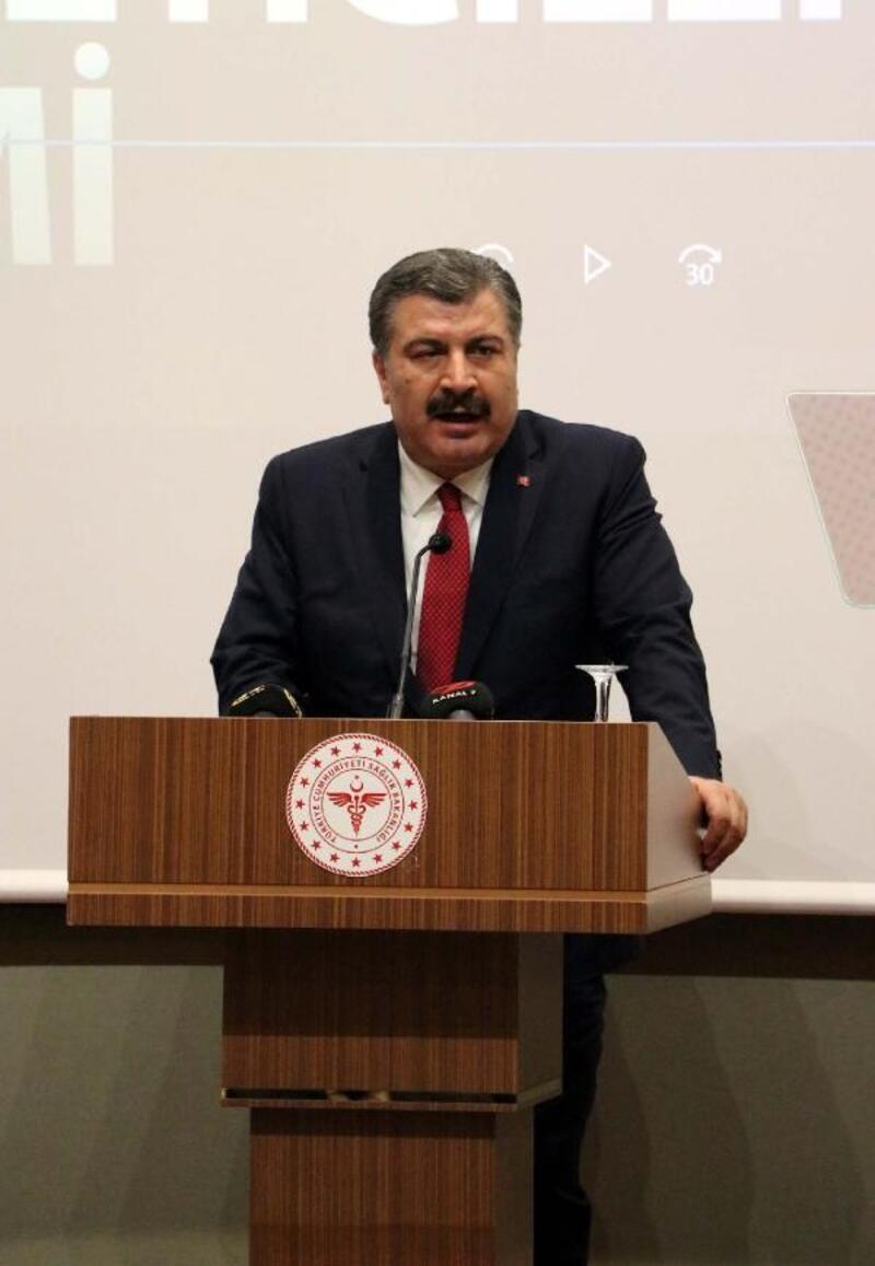 Bakanı Koca: Sağlık çalışanına şiddet uygulayanlar savcılığa sevk edilecek