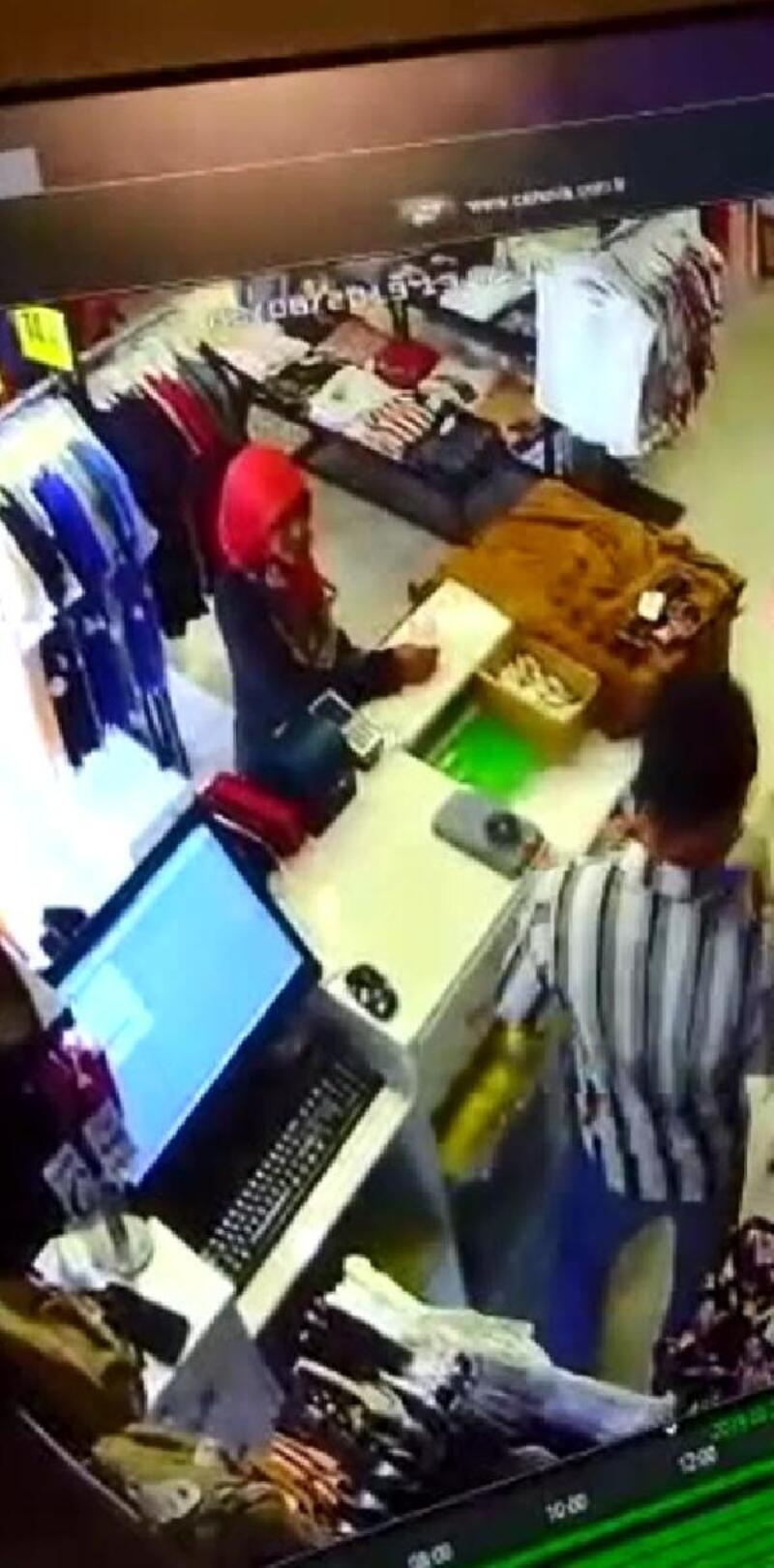 Mağaza sahibini dolandırmaya çalışan 2 kadın tutuklandı
