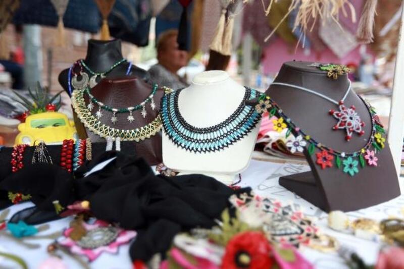 YENİMEK ürünleri Nallıhan Festivali'nde sergilendi