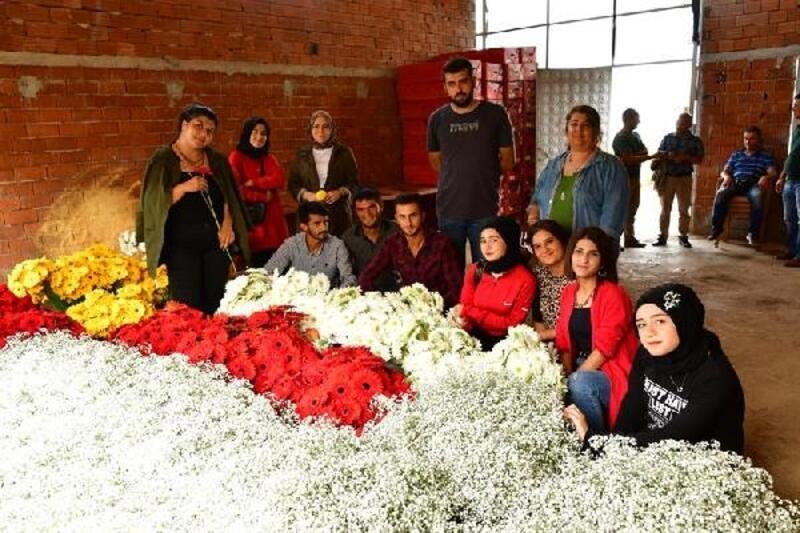 Tokat'ta stajyer öğrencilere teknik gezi