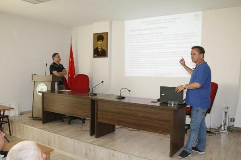 Orhangazi'de tarımsal destekleme hibe programı anlatıldı