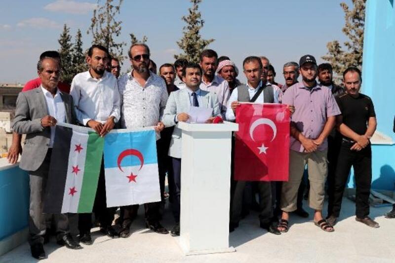 'Güvenli bölge stratejik öneme sahip'