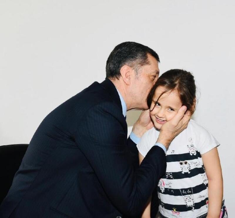 Bakan Selçuk: Her çocuk bu ülke için umuttur