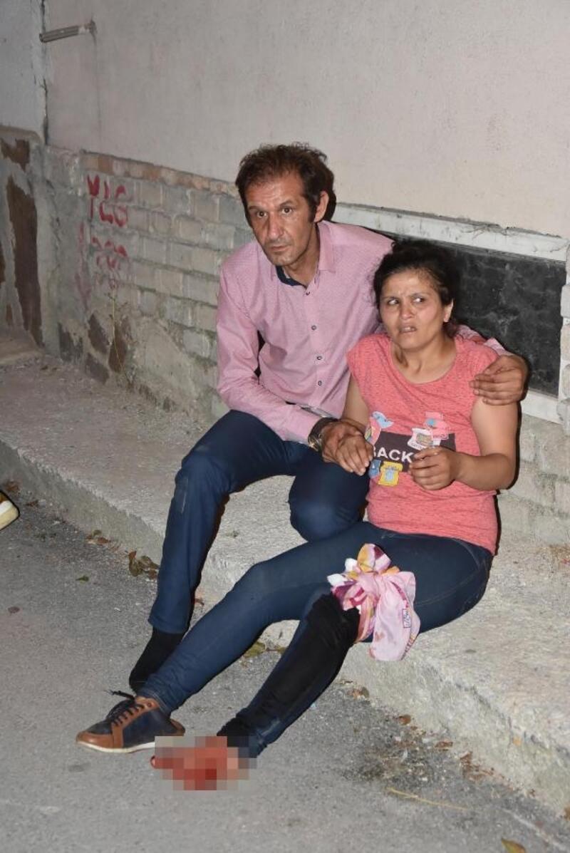 16 yaşındaki çocuk, kız arkadaşının annesini bıçakladı