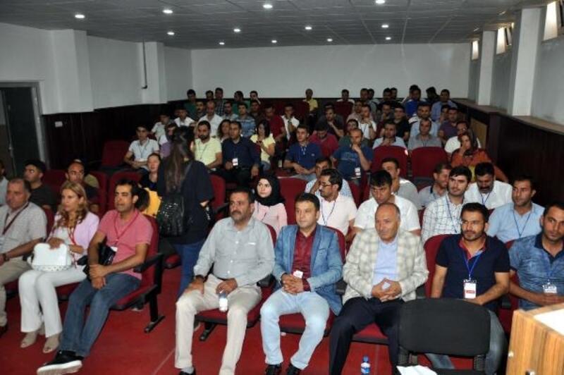 """Bitlis'te okul idarecilerine,""""Mesleki becerileri geliştirme eğitimi"""""""