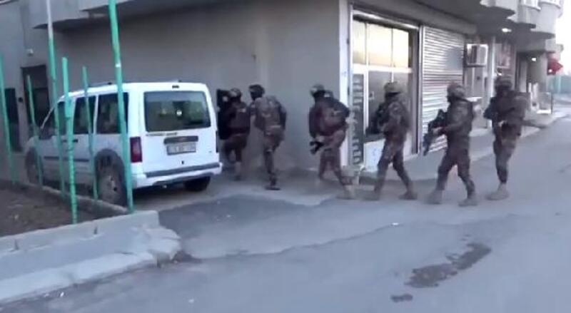 Şırnak'ta terör propagandası yapan 7 kişi tutuklandı