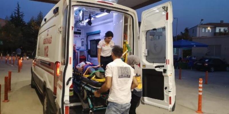 İnegöl'de kaza: 7 yaralı