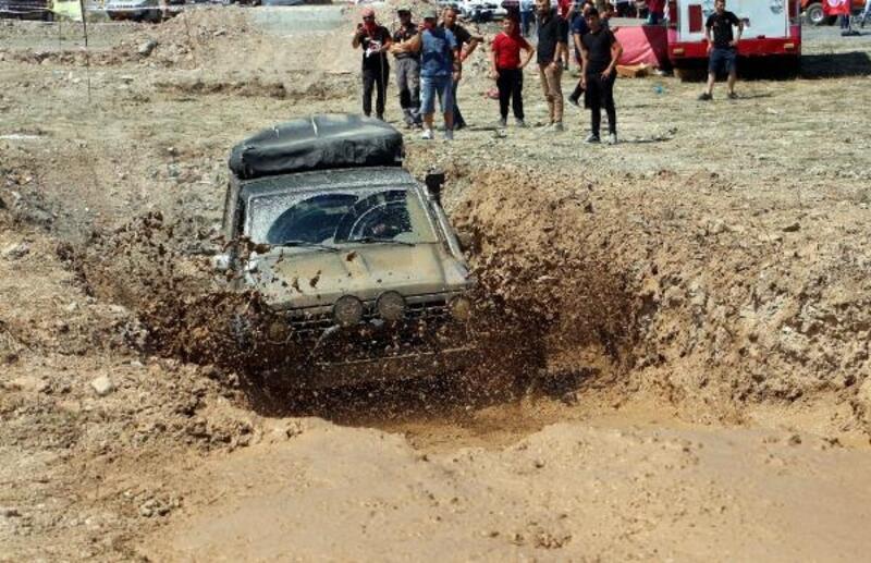 Tokat'ta off-road yarışları nefes kesti