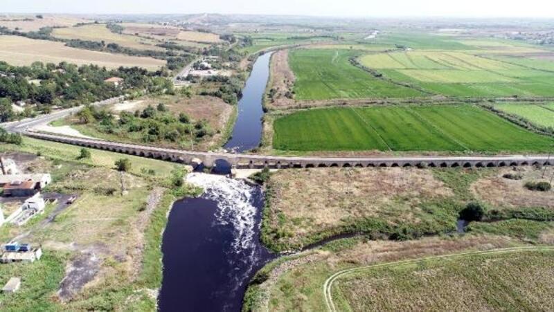 Ergene Nehri'ni kirleten sanayi, yer altı sularını kuruttu