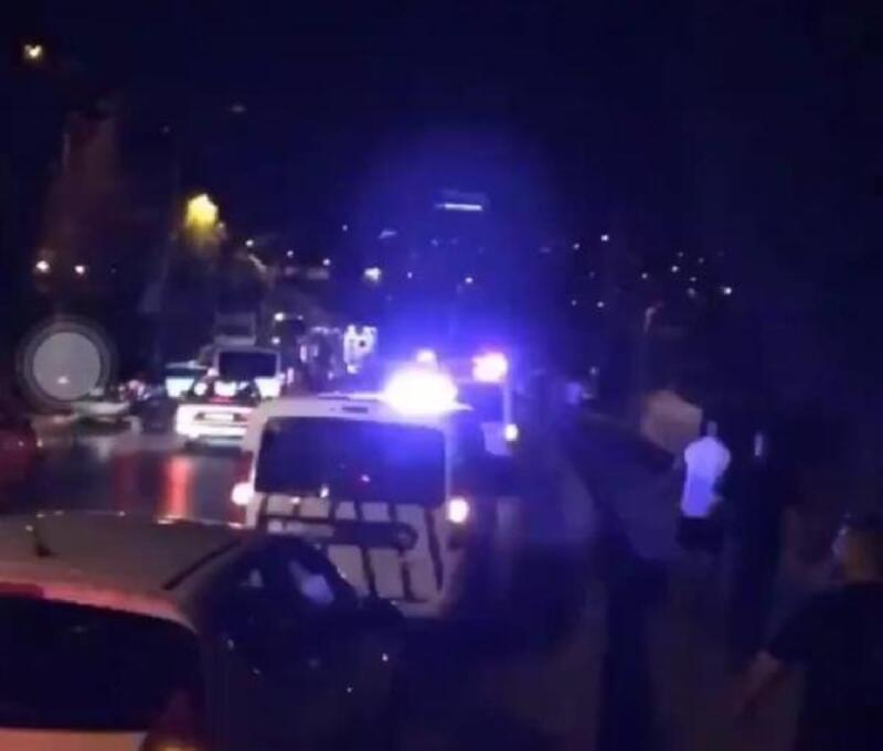 Yunus polisleri kaza yaptı: 4 yaralı