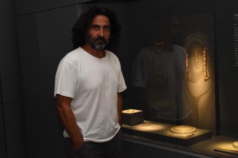 Troya Müzesi'ndeki işçi hazineleri ilgi çekiyor