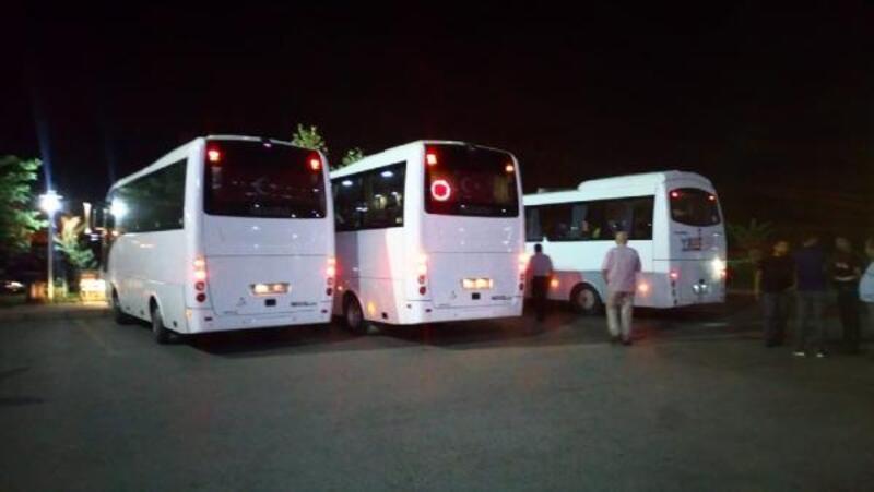 Malatya'da 75 Afganlı kaçak yakalandı