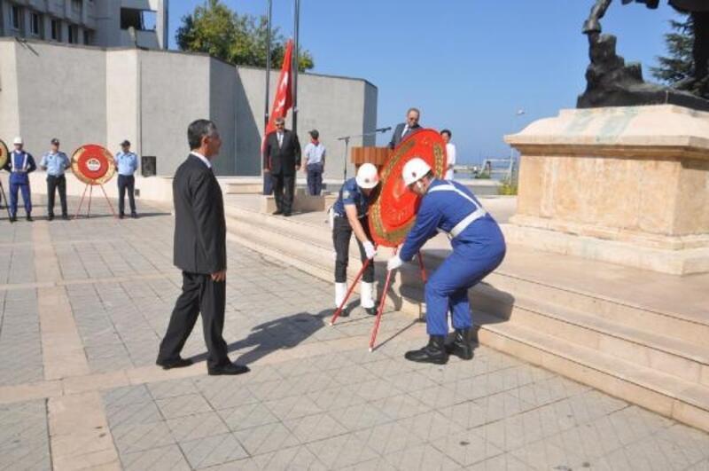 Atatürk'ün Zonguldak'a gelişinin 88'nci yıl dönümü