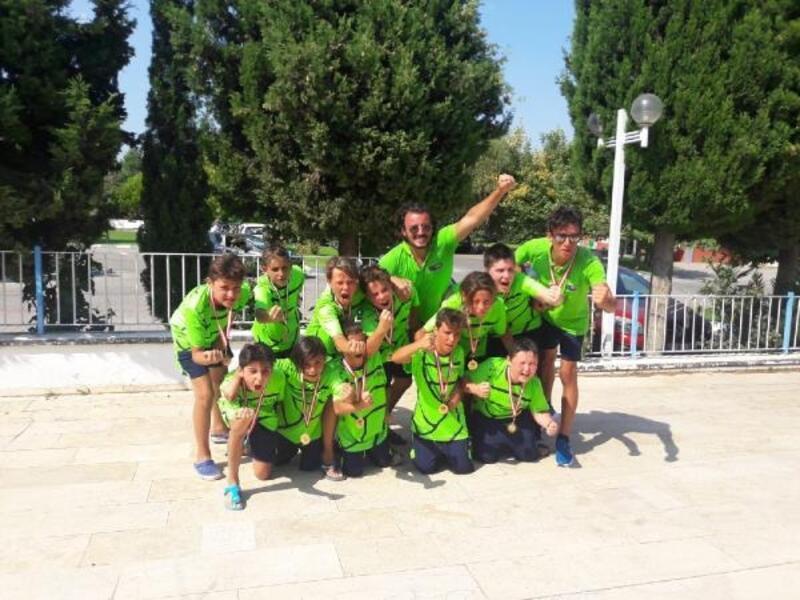 TOFAŞ, Sutopu U11 Takımı Türkiye ikincisi oldu