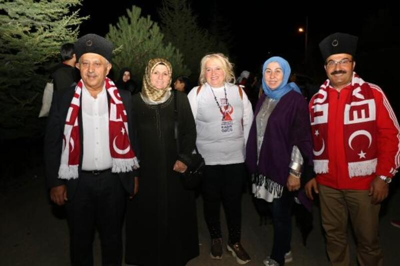 Büyük Taarruz'un yıl dönümünde 'Zafer Yürüyüşü'